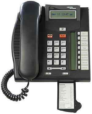 Nortel 7208 Phone